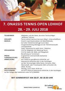 Onassis Open 2018